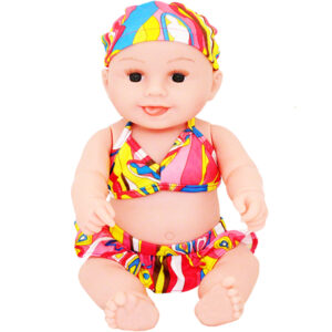 15INCHES BABY DOLL WITH SWIMMING COSTUME - JX-258-S