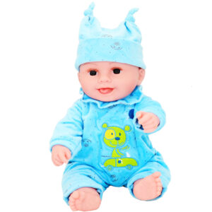 18 INCHES BABY DOLL WITH SOUND - JX-258SD