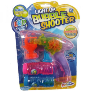 LIGHT UP BUBBLE SHOOTER - R05-0070