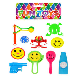 PARTY FILLER BAG PACK OF 10 FUN TOYS - T65 177